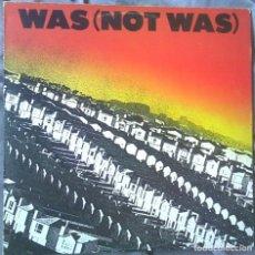 Discos de vinilo: WAS (NOT WAS). LP 1981. Lote 94172495