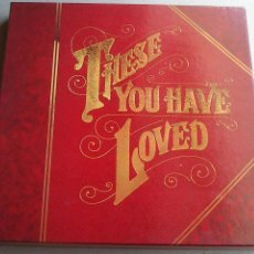 Discos de vinilo: THESE YOU HAVE LOVED - LONDON - 8 LP - 1975 - BUEN ESTADO. Lote 94174985