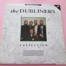 Discos de vinilo: LP-DOBLE-THE DUBLINERS-THE COLLECTION-BUEN ESTADO-FUNDAS NUEVAS-VER FOTOS. Lote 94175060