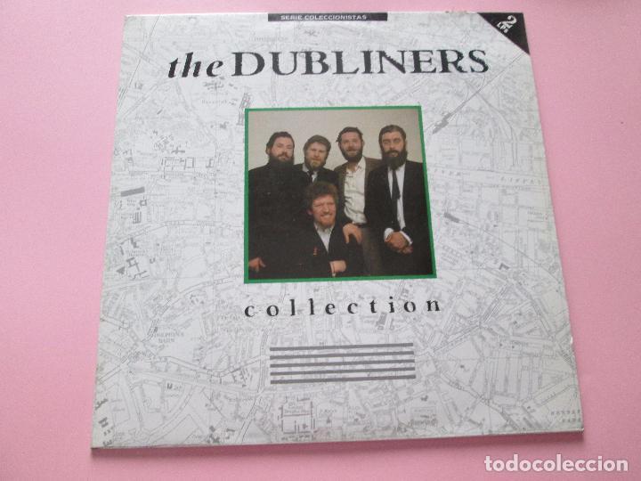 Discos de vinilo: lp-doble-the dubliners-the collection-buen estado-fundas nuevas-ver fotos - Foto 3 - 94175060