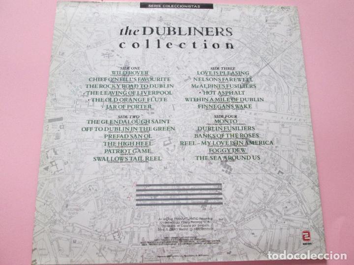 Discos de vinilo: lp-doble-the dubliners-the collection-buen estado-fundas nuevas-ver fotos - Foto 4 - 94175060