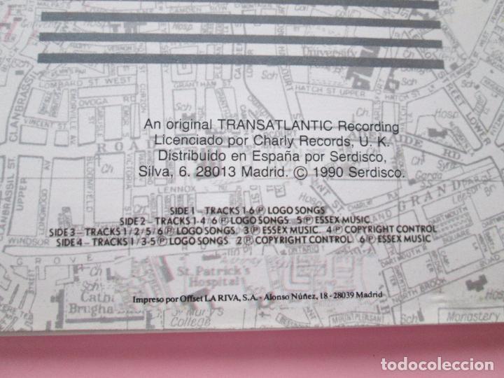 Discos de vinilo: lp-doble-the dubliners-the collection-buen estado-fundas nuevas-ver fotos - Foto 6 - 94175060