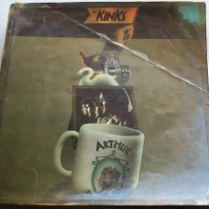 Discos de vinilo: THE KINKS - ARTHUR OR THE DECLINE AND FALL OF THE BRITISH EMPIRE - 1969 - LP. Lote 94177400