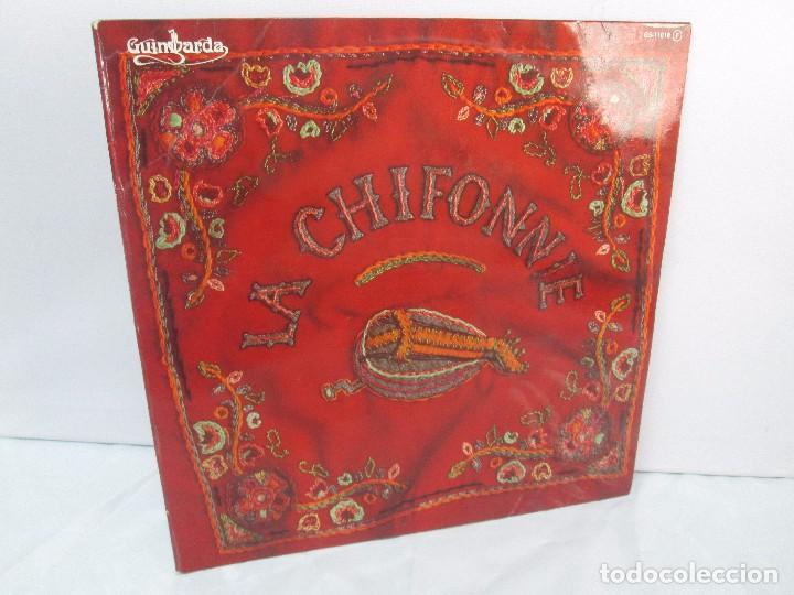 LA CHIFONNIE. DISCO DE VINILO. GUIMBARDA 1979. VER FOTOGRAFIAS ADJUNTAS (Música - Discos - Singles Vinilo - Clásica, Ópera, Zarzuela y Marchas)