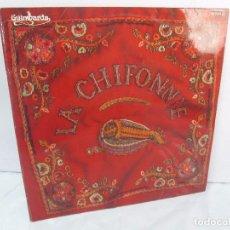 Discos de vinilo: LA CHIFONNIE. DISCO DE VINILO. GUIMBARDA 1979. VER FOTOGRAFIAS ADJUNTAS. Lote 94194245