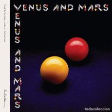 Discos de vinilo: WINGS VENUS AND MARS 2LP EDICION LIMITADA . THE BEATLES .PAUL MCCARTNEY. Lote 123542148