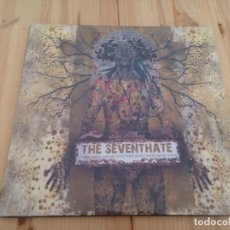 Discos de vinilo: THE SEVENTHATE -- IT'S NOT SHILE SLEEPING THAT YOUR WORST NIGHTMARES APPEAR -PUNK HARD CORE. Lote 94207945