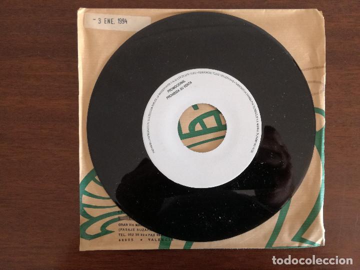 Discos de vinilo: MIGUEL STRONZ, PRESENCE OF LOVE (AREA INTERNATIONAL) SINGLE PROMOCIONAL ESPAÑA - Foto 2 - 94209390