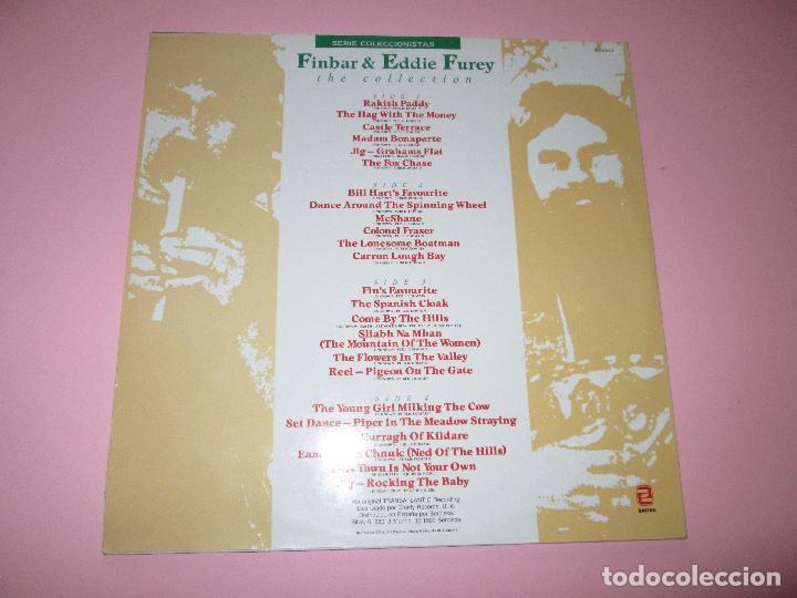 Discos de vinilo: lp-doble-finbar & eddie furey.the collection-transatlantic-zafiro-1990 - Foto 5 - 94110200
