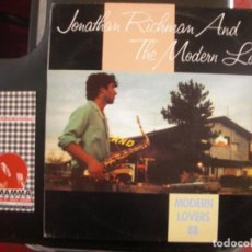 Dischi in vinile: JONATHAN RICHMAN AND THE MODERN LOVERS- MODERN LOVERS 88. Lote 94235180