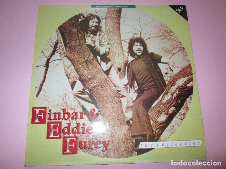 LP-DOBLE-FINBAR & EDDIE FUREY.THE COLLECTION-TRANSATLANTIC-ZAFIRO-1990 (Música - Discos - LP Vinilo - Country y Folk)