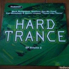 Discos de vinilo: HARD TRANCE EP VOLUME 2 (NUKLEUZ). Lote 94249208