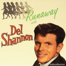 Discos de vinilo: LP DEL SHANNON RUNAWAY WITH DEL SHANNON VINILO. Lote 94251325