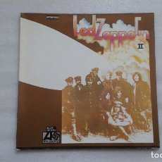 Discos de vinilo: LED ZEPPELIN - II LP 1971 EDICION ALEMANA. Lote 94259560