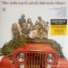 Discos de vinilo: LP JOHNNY CASH THE JOHNNY CASH CHILDREN'S ALBUM PRECINTADO RSD 2017. Lote 94275645
