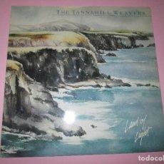 Discos de vinilo: LP-THE TANNAHILL WEAVERS-LAND OF LIGHT-1986-GREEN LINNET RECORDS-10 TEMAS-FUNDAS NUEVAS-VER FOTOS.. Lote 94276795