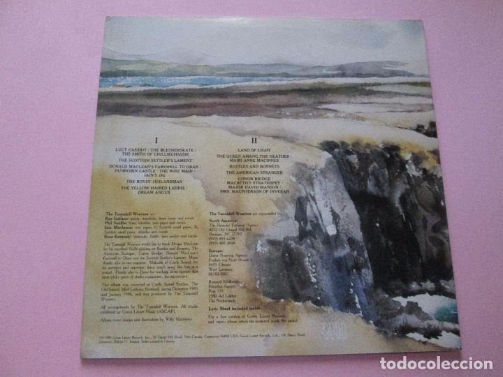 Discos de vinilo: lp-the tannahill weavers-land of light-1986-green linnet records-10 temas-fundas nuevas-ver fotos. - Foto 3 - 94276795