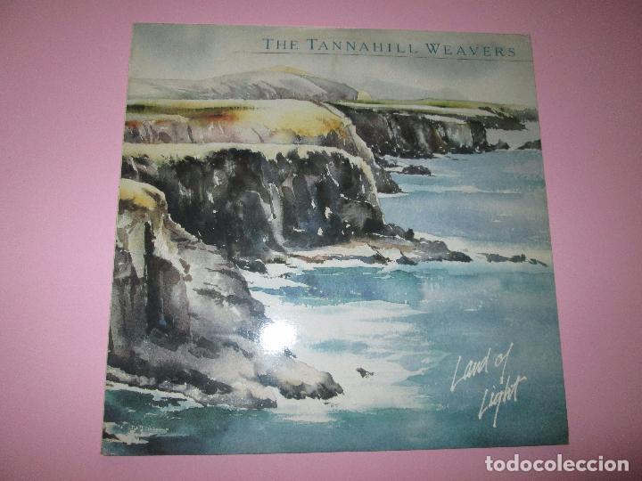 Discos de vinilo: lp-the tannahill weavers-land of light-1986-green linnet records-10 temas-fundas nuevas-ver fotos. - Foto 4 - 94276795