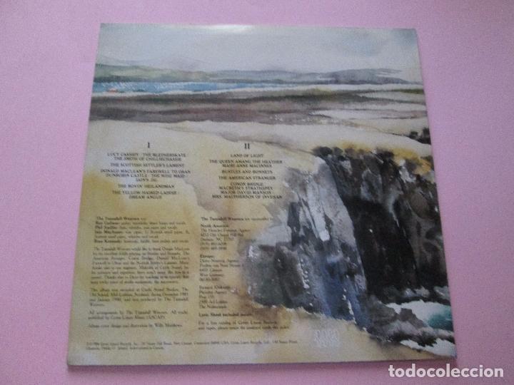 Discos de vinilo: lp-the tannahill weavers-land of light-1986-green linnet records-10 temas-fundas nuevas-ver fotos. - Foto 6 - 94276795