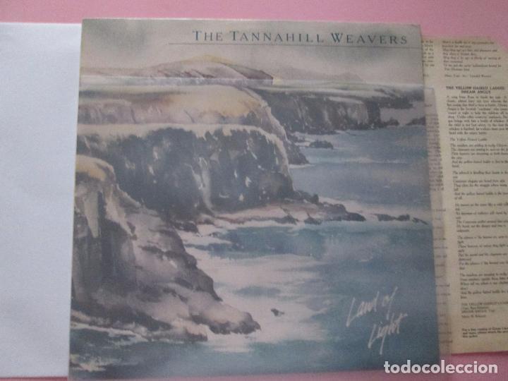 Discos de vinilo: lp-the tannahill weavers-land of light-1986-green linnet records-10 temas-fundas nuevas-ver fotos. - Foto 10 - 94276795