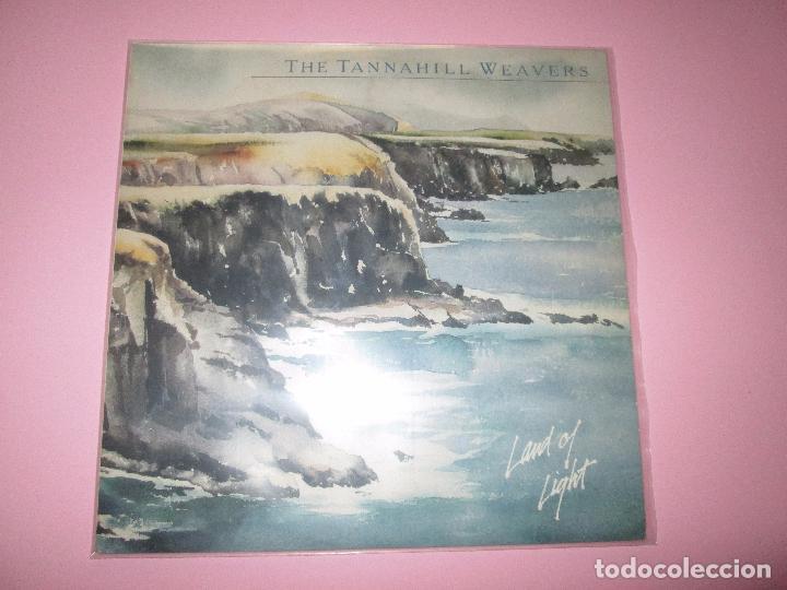 Discos de vinilo: lp-the tannahill weavers-land of light-1986-green linnet records-10 temas-fundas nuevas-ver fotos. - Foto 11 - 94276795