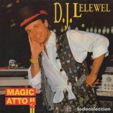 Discos de vinilo: DJ LELEWEL – MAGIC ATTO II - MAXI-SINGLE GERMANY 1990. Lote 94315718