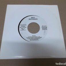 Disques de vinyle: M.A.S.I. (SN) APACHE AÑO 1992 - PROMOCIONAL. Lote 94327658