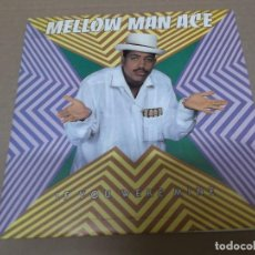 Discos de vinilo: MELLOW MAN ICE (SN) IF YOU WERE MINE AÑO 1990 - PROMOCIONAL. Lote 94332430