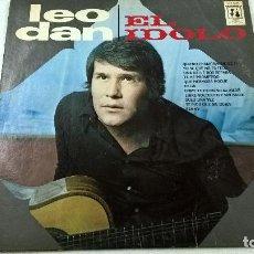Discos de vinilo: LEO DAN-EL IDOLO-LP-CAYTRONICS .CYS 1285-USA-11 TEMAS-N.. Lote 94334682