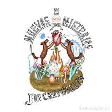 Discos de vinilo: LP JOE CREPUSCULO NUEVOS MISTERIOS VINILO . Lote 94337010