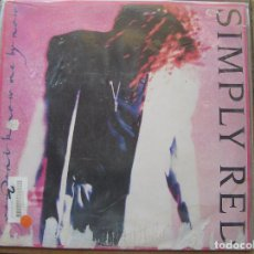 Discos de vinilo: SIMPLY RED – IF YOU DON'T KNOW ME BY NOW - WEA 1989 - MAXI - P. Lote 94338598