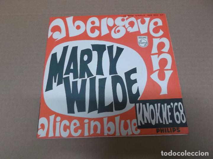 MARTY WILDE (SN) ABERGAVENNY AÑO 1968, usado segunda mano