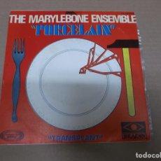 Discos de vinilo: THE MARYLEBONE ENSEMBLE (SN) PORCELAIN AÑO 1969. Lote 94342146