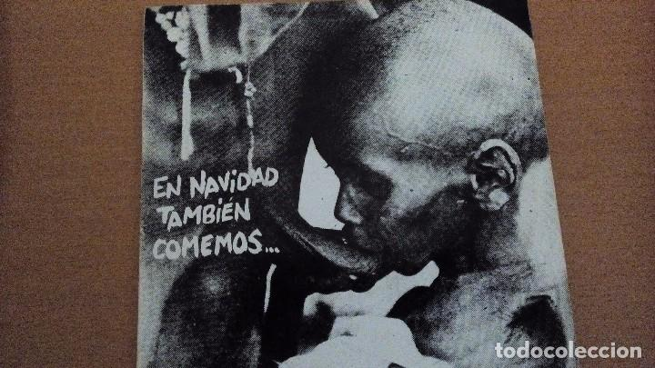 AHV ALTOS HORNOS VIZCAYA EN NAVIDAD TAMBIEN COMEMOS EP 1985 HILARGI-SUICIDAS PUNK (Música - Discos - Singles Vinilo - Grupos Españoles de los 70 y 80)