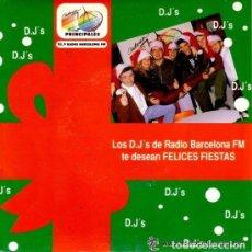Disques de vinyle: HAVANA EL MUNDO DIJO ADIOS- CADENA 40 PRINCIPALES, LOS DJ'S DE RADIO BARCELONA - SINGLE PROMO 1990 . Lote 94370734