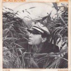 Discos de vinilo: THE JAZZ BUTCHER AND MAX - MARNIE - SINGLE RARO DE VINILO POWER POP PUNK . Lote 94374274