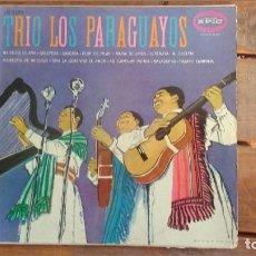 Discos de vinilo: TRIO LOS PARAGUAYOS. Lote 94411266