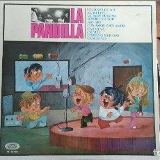 Discos de vinilo: LA PANDILLA, UN RAYO DE SOL, A CHI LI PU...... Lote 94412678