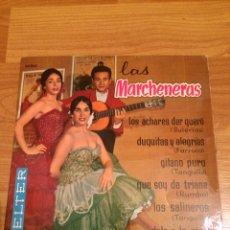 Dischi in vinile: LAS MARCHENERAS. Lote 94413280