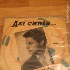 Discos de vinilo: ANTONIO MOLINA. Lote 94413628
