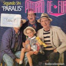 Discos de vinilo: PUTURRU DE FUA ··· PARALIS / ROMANCE DE IVANPSOE - (SINGLE PROMO 45 RPM). Lote 94414430