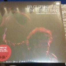 Discos de vinilo: BRUCE SPRINGSTEEN & THE E STREET BAND 4 LP HAMMERSMITH ODEON, LONDON'75 . Lote 94415124