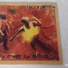 Discos de vinilo: INI KAMOZE - HERE COMES THE HOTSTEPPER. Lote 94442326