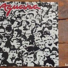 Discos de vinilo: AGUAVIVA, 1977 SIN TITULO. Lote 94457558