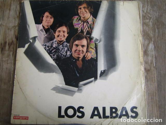 LOS ALBAS - M/T***** RARO LP 1969 (Música - Discos - LP Vinilo - Grupos Españoles 50 y 60)