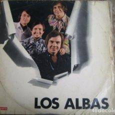 Discos de vinilo: LOS ALBAS - M/T***** RARO LP 1969. Lote 94475658