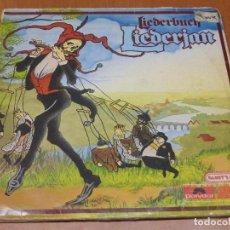Discos de vinilo: LIEDERJAN - LIEDERBUCH - DOBLE LP VINILO - 1979 - FOLK, MEDIEVAL, NOVELTY. Lote 94482650