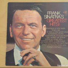Discos de vinilo: FRANK SINATRA'S GREATEST HITS! (EDICIÓN CANADÁ). Lote 94486030