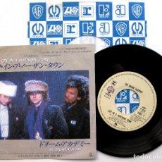 Discos de vinilo: THE DREAM ACADEMY - LIFE IN A NORTHERN TOWN - SINGLE WARNER BROS 1986 JAPAN (EDICIÓN JAPONESA) BPY. Lote 94524198