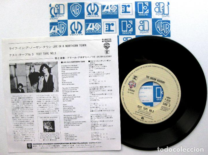 Discos de vinilo: The Dream Academy - Life In A Northern Town - Single Warner Bros 1986 Japan (Edición Japonesa) BPY - Foto 2 - 94524198